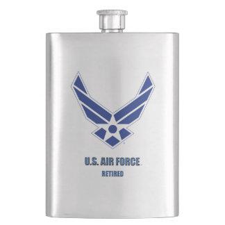 U.S. Air Force Retired Classic Flask