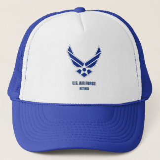 U.S. Air Force Retired Hat