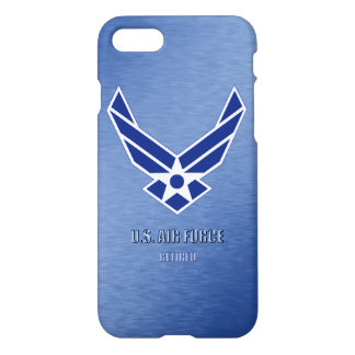 U.S. Air Force Retired iPhone 7 Cases