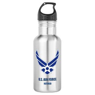 U.S. Air Force Retired Water Bottle 532 Ml Water Bottle
