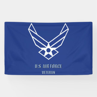 U.S. Air Force Vet Banner