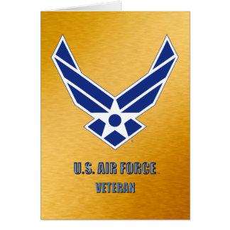 U.S. Air Force Vet Card