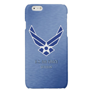 U.S. Air Force Vet iPhone Cases