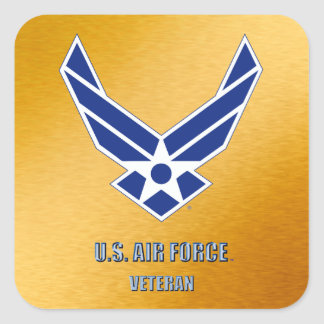 U.S. Air Force Vet Sticker