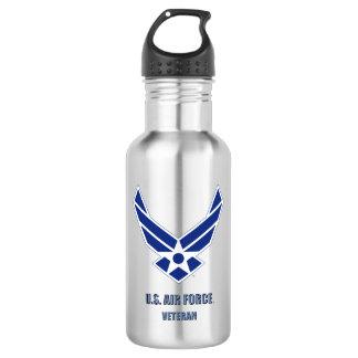 U.S. Air Force Vet Water Bottle 532 Ml Water Bottle