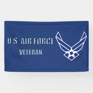 U.S. Air Force Veteran Banner