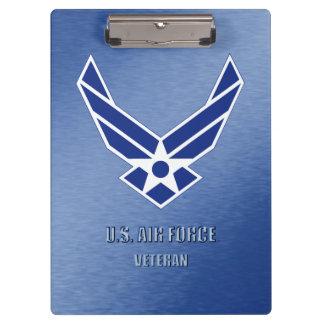 U.S. Air Force Veteran Clipboard