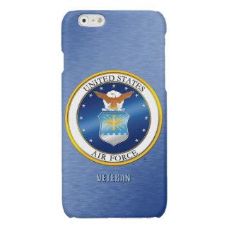 U.S. Air Force Veteran iPhone 5 & 6 Cases