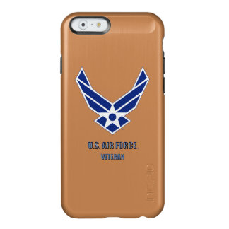 U.S. Air Force Veteran iPhone Case