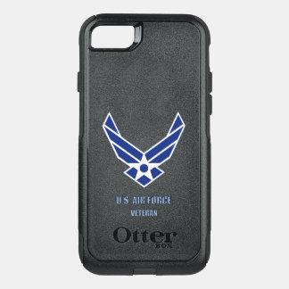U.S. Air Force Veteran iphone $ Samsung Otterbox OtterBox Commuter iPhone 7 Case