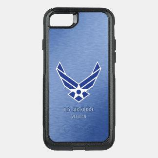 U.S. Air Force Veteran iPhone & Samsung Otterbox OtterBox Commuter iPhone 7 Case