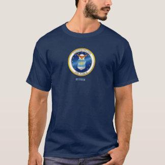 U.S. Air Force Veteran Men's Basic American Shirt