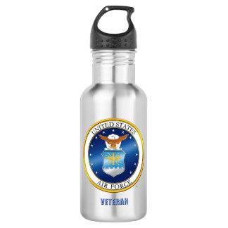 U.S. Air Force Veteran Water Bottle