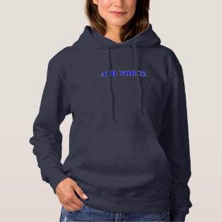 U.S. Air Force Women's Basic Hooded Sweatshirt