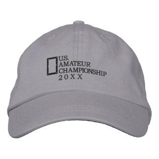 U.S. Amateur Championship Embroidered Hat