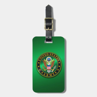 U.S. ARMY Luggage Tag