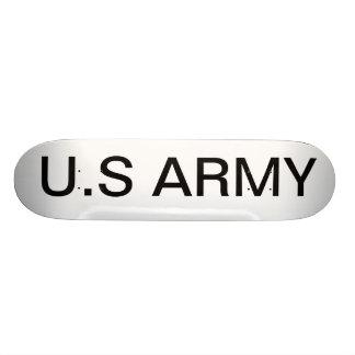 U.S ARMY SKATEBOARD DECK