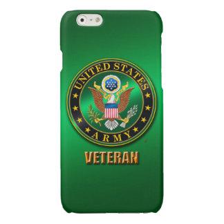 U.S. ARMY VET Savvy iPhone 6/6s Glossy Finish Case
