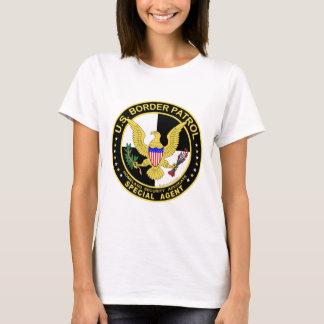 U.S. Border Patrol Special Agent (v100-6) T-Shirt