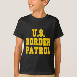 U.S. BORDER PATROL (v174) T-Shirt