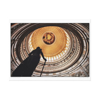 U.S. Capitol Rotunda Canvas Print