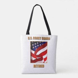 U.S. Coast Guard All-Over-Print Tote Bag, Medium Tote Bag