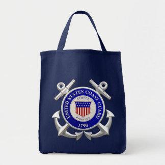 U.S.Coast Guard Grocery Tote Bag