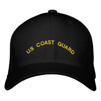 U.S Coast Guard Embroidered Cap