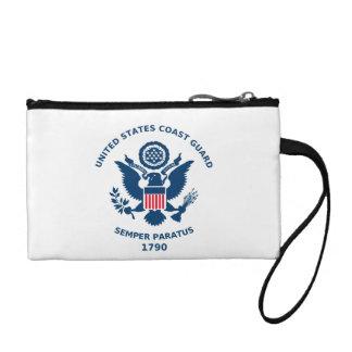 U.S. Coast Guard Parade Change Purse