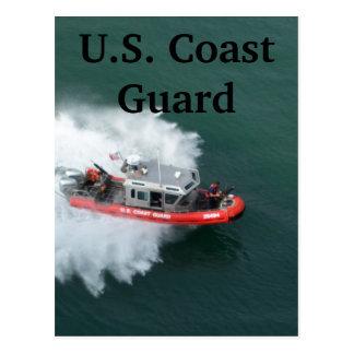U.S. Coast Guard Postcard