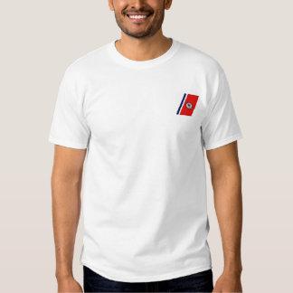 U.S. Coast Guard Ship Emblem T Shirts