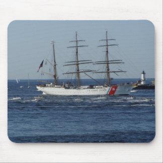 U.S. Coast Guard Ship Mouse Pad