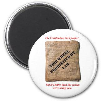 U S E the Constitution Magnet