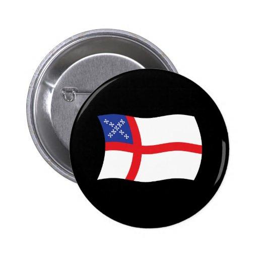 U.S. Episcopal Church Flag Button