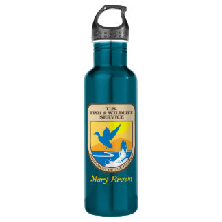 U.S. Fish and Wildlife Service 710 Ml Water Bottle