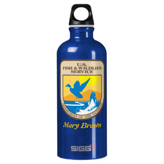 U.S. Fish and Wildlife Service Water Bottle