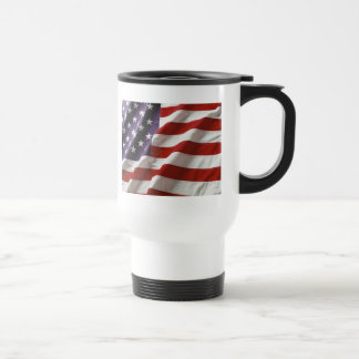 U.S. Flag Coffee Mug