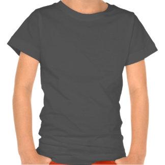 U.S. Flag Girls' LAT Sportswear Fine Jersey Tshirt