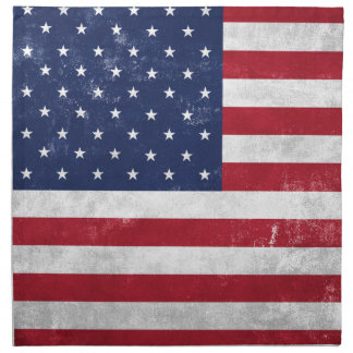 U.S. Flag Napkin
