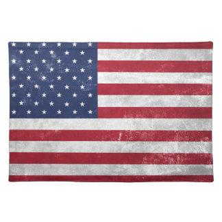U.S. Flag Placemat