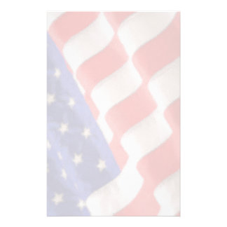 U.S. Flag Stationery