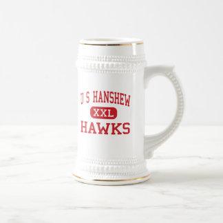 U S Hanshew - Hawks - Middle - Anchorage Alaska Mugs