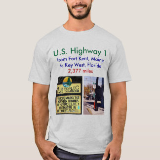U.S. Highway 1 T-Shirt