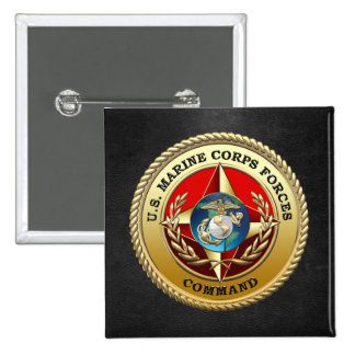 U.S. Marine Corps Forces Command (MARFORCOM) [3D] Buttons