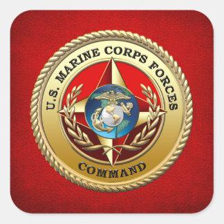U.S. Marine Corps Forces Command (MARFORCOM) [3D] Stickers