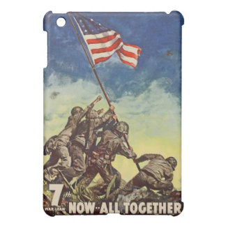 "U.S. Marine Corps Vintage ""Now All Together"" iPad Mini Case"