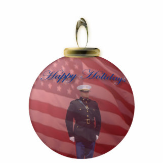 U.S. Marine Ornament Cut Outs