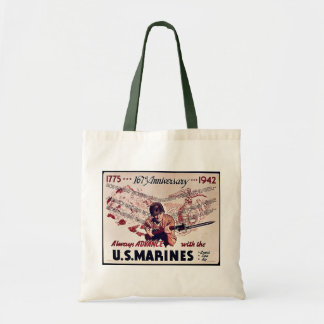 U.S. Marines Canvas Bag