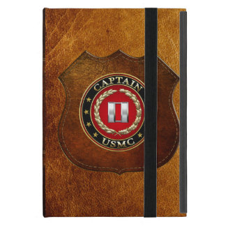 U.S. Marines: Captain (USMC Capt) [3D] iPad Mini Case