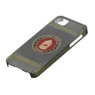 U.S. Marines: Master Sergeant (USMC MSgt) [3D] iPhone 5 Covers